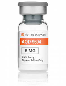 AOD 9604 Peptide for Sale