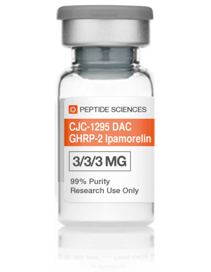CJC1295, Ipamorelin, GHRP2 Blend
