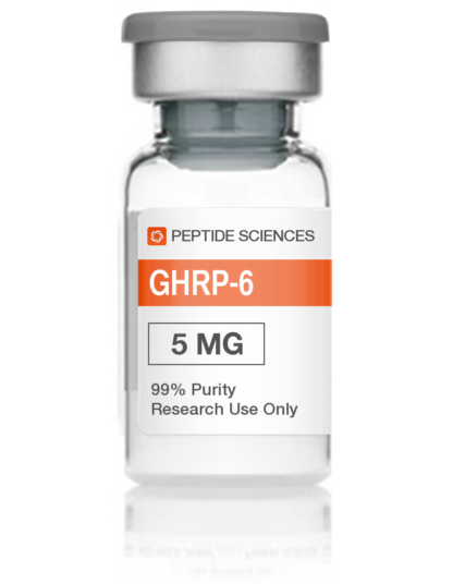 GHRP-6 peptide benefits