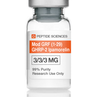 ModGRF, Ipamorelin, GHRP2 Blend