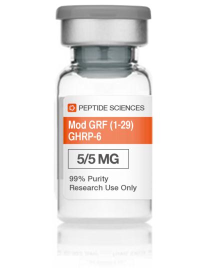 ModGRF, GHRP6 10mg Blend