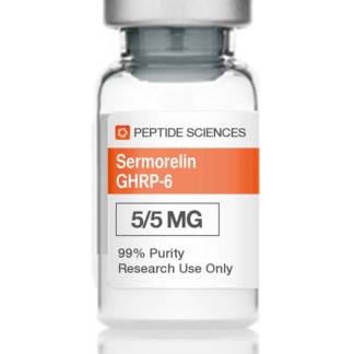 Sermorelin, GHRP6 10mg Blend