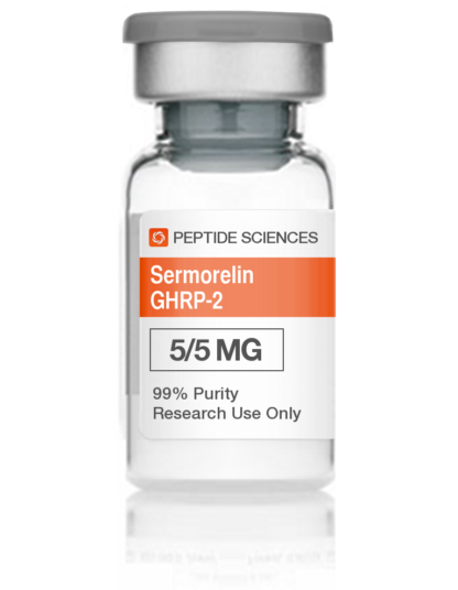 Sermorelin, GHRP2 10mg Blend