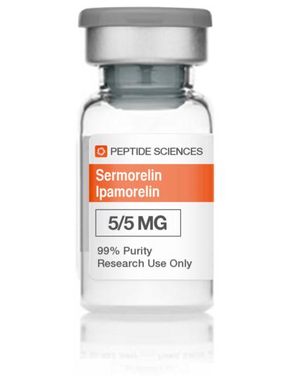 Sermorelin, Ipamorelin 10mg Blend